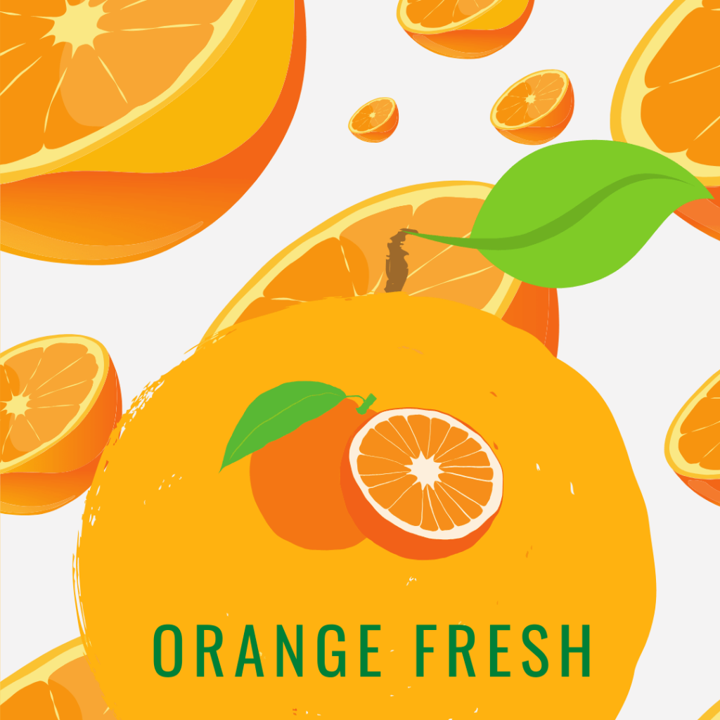 CME.Promo Orange Fresh